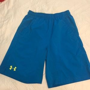 UA men's shorts